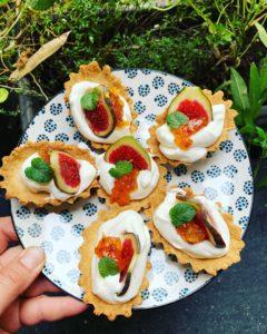 dessert de noël suédois en version automnale