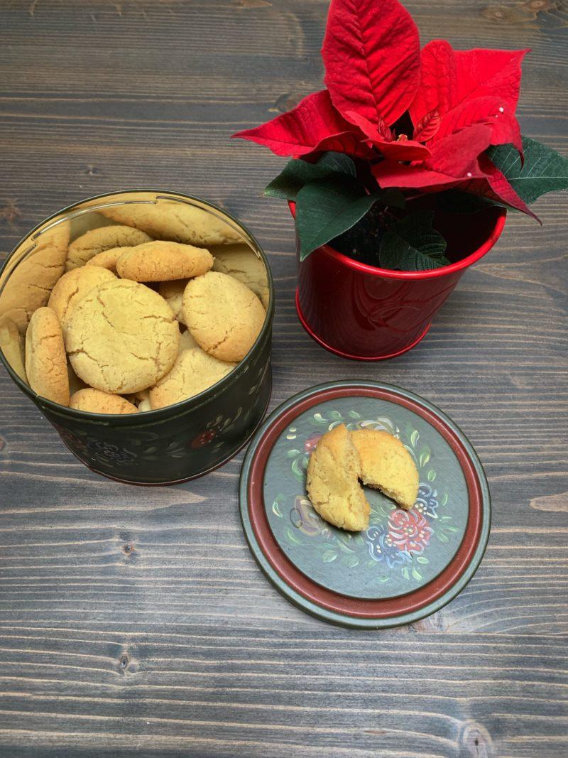 """Drömmar, le biscuit de Noël dont la traduction est """"rêve"""""""