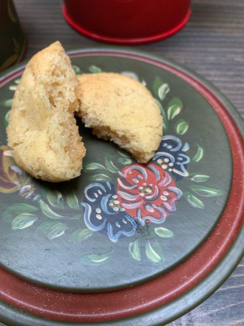 le petit biscuit suédois typique de Noël à déguster