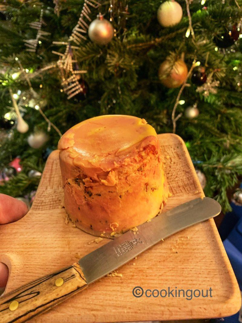 foie gras façon bloody Mary fait maison