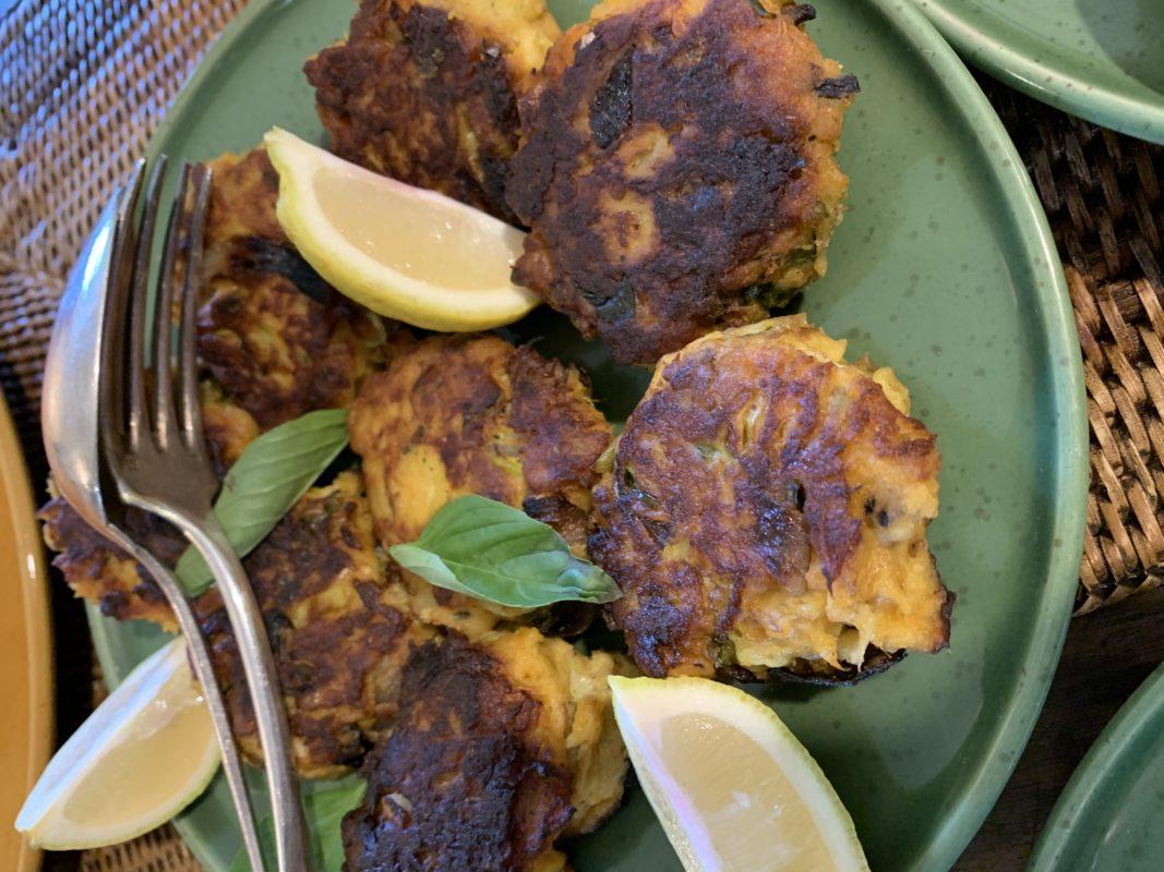 fish cakes patates douces pour finir les restes de poisson