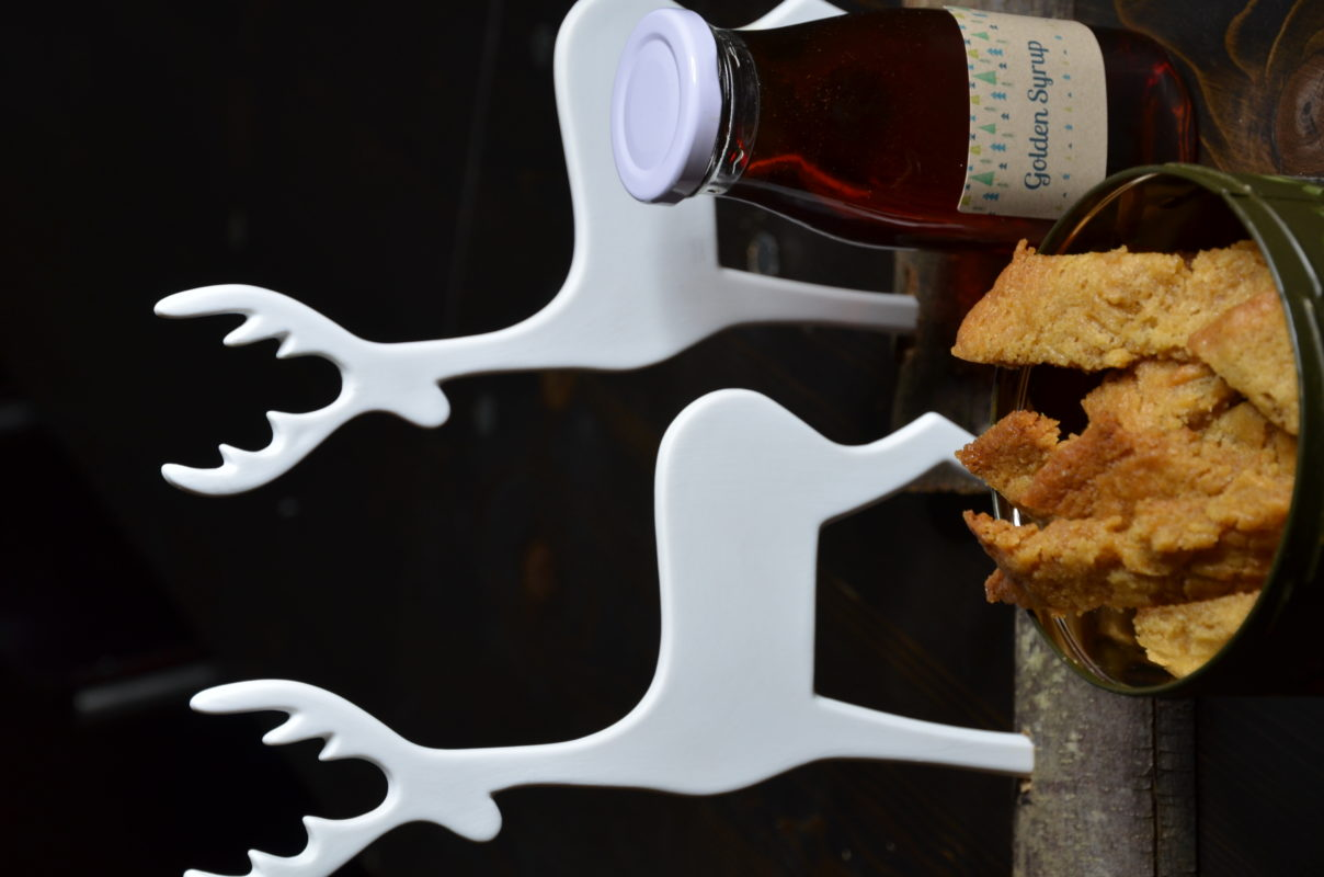 Kolakakor et golden syrup