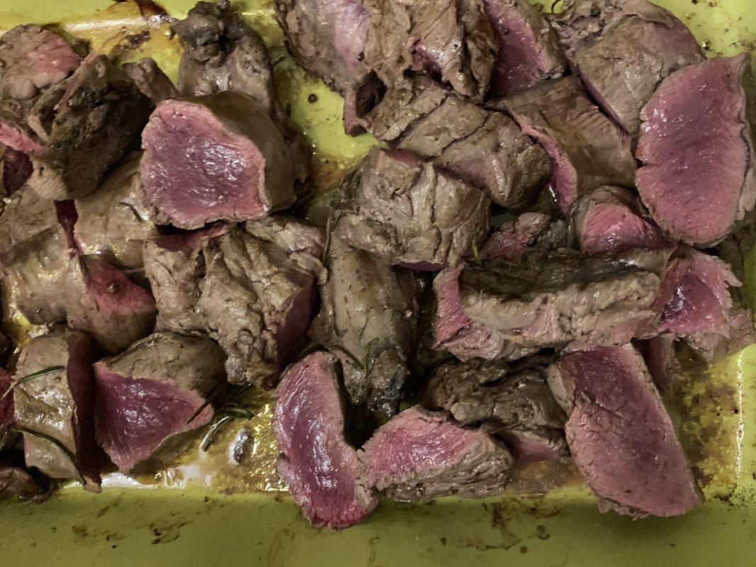 cuisson de filet de chevreuil parfaite