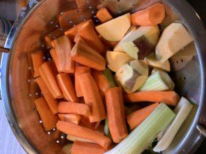 légumes du couscous