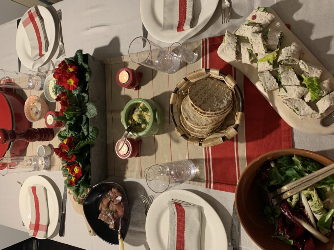 repas suédois